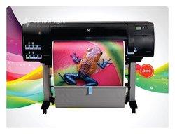 Imprimante HP Designjet série Z6100ps pour tirage plan-photo-bache