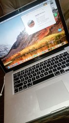 PC MacBook Pro 15 - core i7