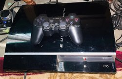 PlayStation 3 Fat - 2 manettes