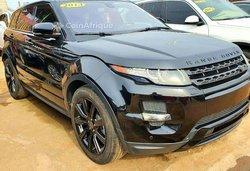 Jaguar Range Rover Évoque 2013