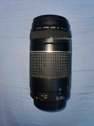 Objectif Canon 75-300 mm