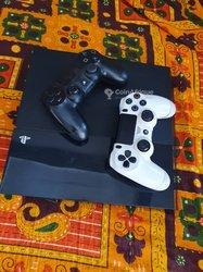 PS4 hacké + 10 Jeux
