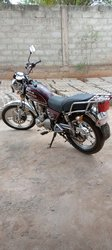Moto Sanya 125-8 2014