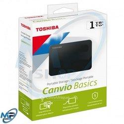 Disque dur externe Toshiba canvio - 1 To