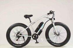 """Vélo Fat Bike électrique 26"""""""