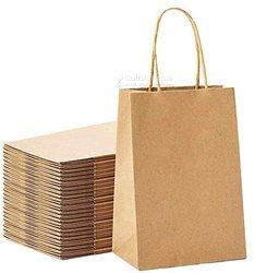 Sacs emballage en papier pour cadeaux