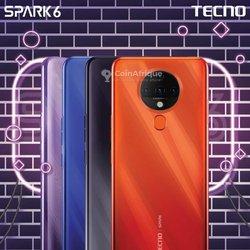 Tecno Spark 6 - 128Gb