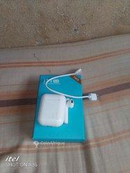 Écouteurs connectés iPhone 11