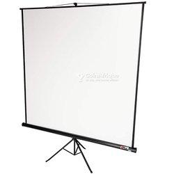 Ecran de projection trépied 200x200cm