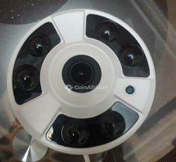 Technicien en vidéo surveillance