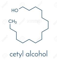 Alcool cétylique