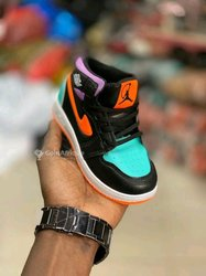 Baskets Nike Air Jordan enfants