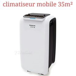 Climatiseur mobile 35m2