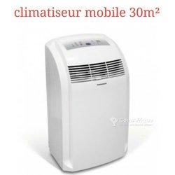 Climatiseur portable 30m2
