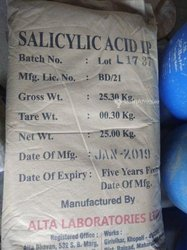 Acide salicylique sac 25kg