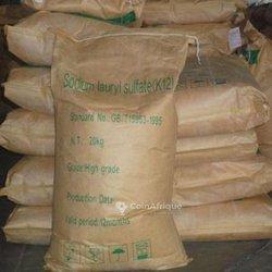 SLS sodium lauryl sulfate sac 25 kgs