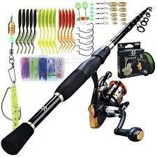 Canne à pêche - accessoires
