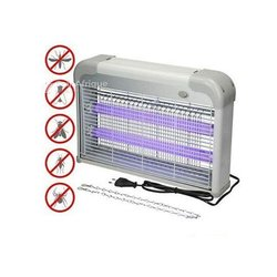 Lampe ultra violet - grille anti-insectes