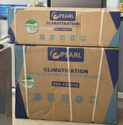 Climatiseur Pearl 1,5 CV R410