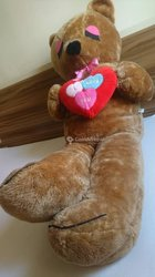 Peluche Nounours XXL I Love You