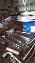 Réparation boîte vitesse automobile