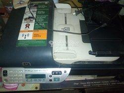 Imprimante HP Officejet J4680 All In One