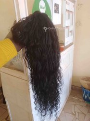 Cheveux frisés Miraille