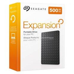 Disque dur externe - Seagate 500 Go