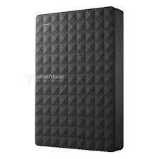 Disque dur externe - Seagate 2 To