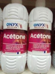 Acétone Onyx 1 litre