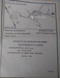 Vente Terrain 12568 m² - Saaba