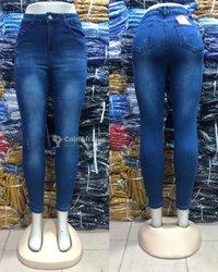 Pantalon Jeans femme