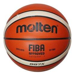 Ballon de basket Spalding ou Molten NBA
