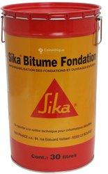 Sika pour imperméabilisation bitume - fondation