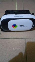Casque de réalité virtuelle 3D