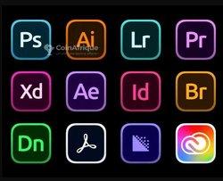 Pack Adobe cc 2020 - 2021 - Mac - Windows
