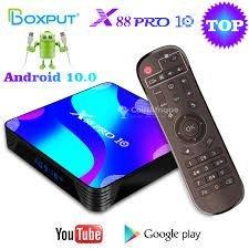 Décodeur Android TV Pro 4K