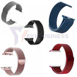 Bracelet milanais pour montre connecté