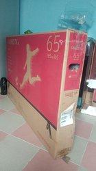 TV LG Smart 65 pouces