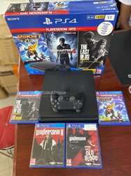 PS4 1To + Jeux