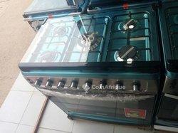 Cuisinière 5 feux
