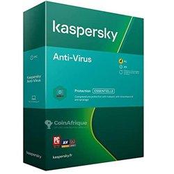 Antivirus Kaspersky 2021