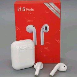 Écouteurs sans fil i15
