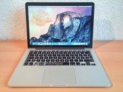 PC Macbook Pro 2013