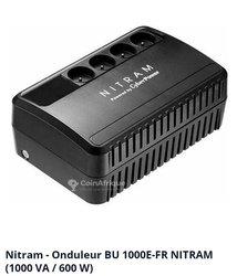 Onduleur Nitram BU1000E -1000va