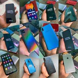 Samsung - Iphone - Huawei