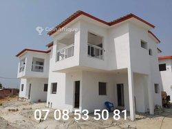 Vente villa duplex  4 pièces à Faya cité SiR