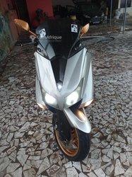 Yamaha T-Max 530 2012
