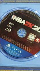 Jeux vidéos PlayStation 4 NBA 2k20