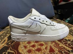 Baskets Nike Air Force enfants